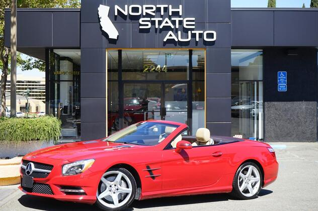 2015_Mercedes-Benz_SL-Class_SL 400_ Walnut Creek CA