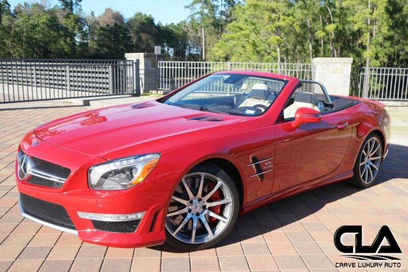2015 Mercedes-Benz SL-Class SL 63 AMG The Woodlands TX