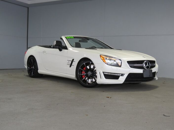2015 Mercedes-Benz SL-Class SL 63 AMG® Merriam KS