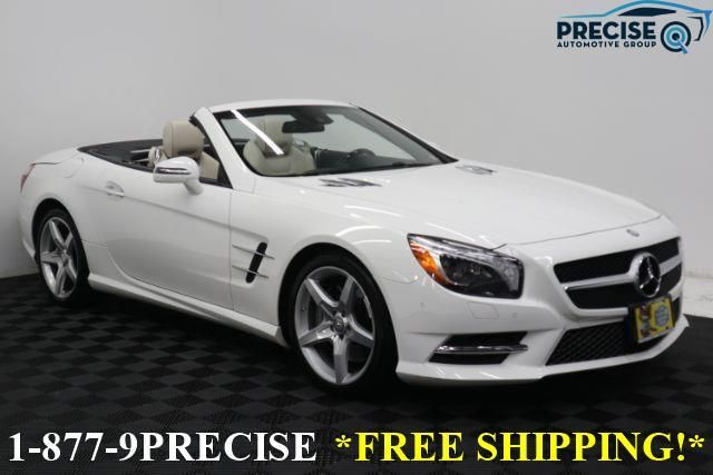 2015 Mercedes-Benz SL-Class SL400 Chantilly VA