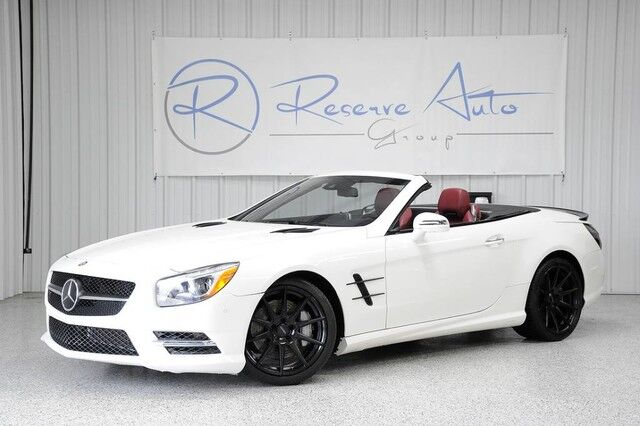 2015 Mercedes-Benz SL-Class SL400 P1 Pkg AMG Sport The Colony TX