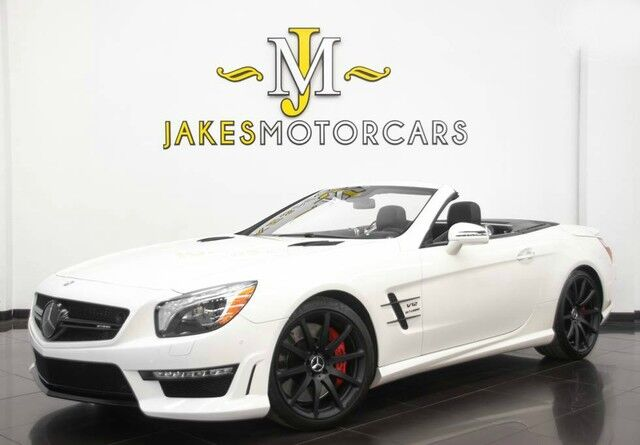 2015 Mercedes-Benz SL-Class SL65 AMG ($219,770 MSRP)...$124,000 OFF MSRP! San Diego CA