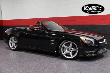 2015_Mercedes-Benz_SL400 AMG Sport_2dr Convertible_ Chicago IL