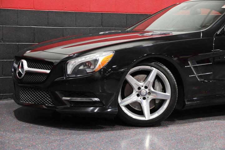 2015 Mercedes-Benz SL400 AMG Sport 2dr Convertible Chicago IL