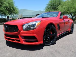 2015_Mercedes-Benz_SL550_Convertible Lorinser Package_ Scottsdale AZ