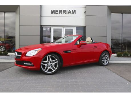 2015 Mercedes-Benz SLK 250 Merriam KS