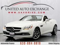2015_Mercedes-Benz_SLK-Class_SLK 250 Roadster Convertible_ Addison IL