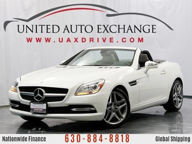2015 Mercedes-Benz SLK-Class SLK 250 Roadster Convertible Addison IL