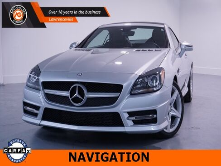 2015_Mercedes-Benz_SLK_SLK 250_ Gainesville GA