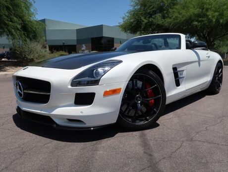 2015 Mercedes-Benz SLS AMG GT Final Edition Convertible Scottsdale AZ