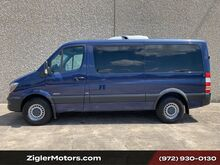 2015_Mercedes-Benz_Sprinter_12 Passengers Van 144 2500 Turbo Diesel BlueTec One Owner Clean Carfax._ Addison TX