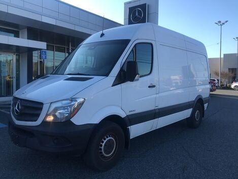 2015_Mercedes-Benz_Sprinter 2500_Cargo 144 WB BlueTEC® Turbodiesel_ Salisbury MD