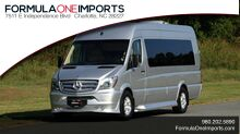 2015_Mercedes-Benz_Sprinter Cargo Van_EXT / Midwest Jet Van / Executive Office on Wheels_ Charlotte NC