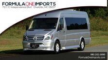 Mercedes-Benz Sprinter Cargo Van EXT / Midwest Jet Van / Executive Office on Wheels 2015