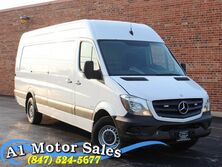 Mercedes-Benz Sprinter Cargo Vans EXT 1 Owner Folding Ramp 2015
