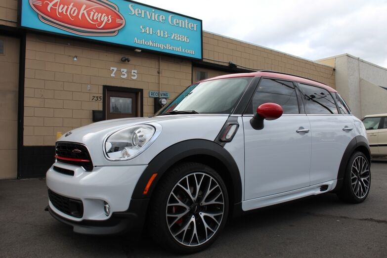 2015 Mini Cooper Countryman ALL4 John Cooper Works Bend OR
