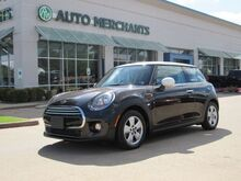 2015_Mini_Cooper_LEATHER, BLUETOOTH, HTD FRONT STS, AUX INPUT, PUSH BUTTON START, KEYLESS ENTRY_ Plano TX