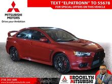 2015_Mitsubishi_Lancer_Evolution_ Brooklyn NY