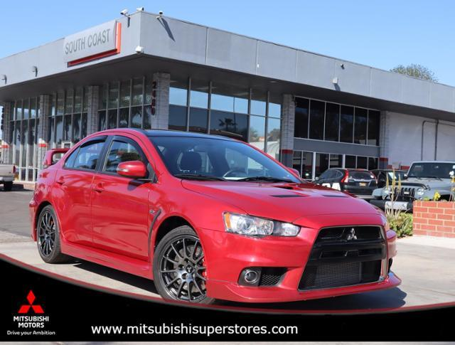 2015 Mitsubishi Lancer Evolution Final Edition Costa Mesa CA