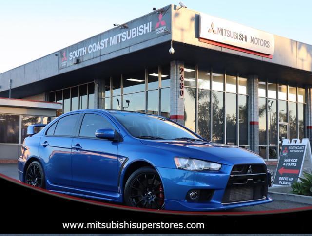 2015 Mitsubishi Lancer Evolution Final Edition Costa Mesa CA