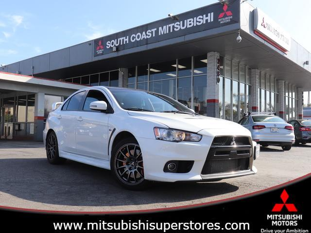 2015 Mitsubishi Lancer Evolution Final Edition Victorville CA