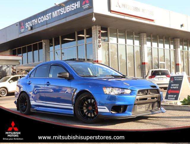 2015 Mitsubishi Lancer Evolution MR Costa Mesa CA