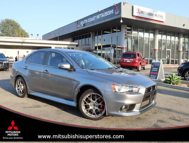 2015 Mitsubishi Lancer Evolution MR Costa Mesa CA