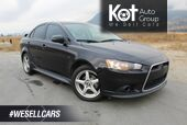 2015 Mitsubishi Lancer GT, FWD, No Accidents, Sunroof, Heated Front Seats