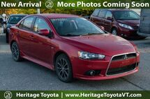 2015 Mitsubishi Lancer SE South Burlington VT