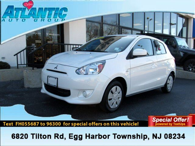 2015 Mitsubishi Mirage DE Egg Harbor Township NJ