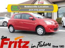 2015_Mitsubishi_Mirage_DE_ Fishers IN