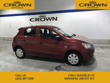2015_Mitsubishi_Mirage_ES *Bluetooth/ AC*_ Winnipeg MB