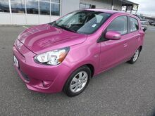 2015_Mitsubishi_Mirage_ES_ Burlington WA