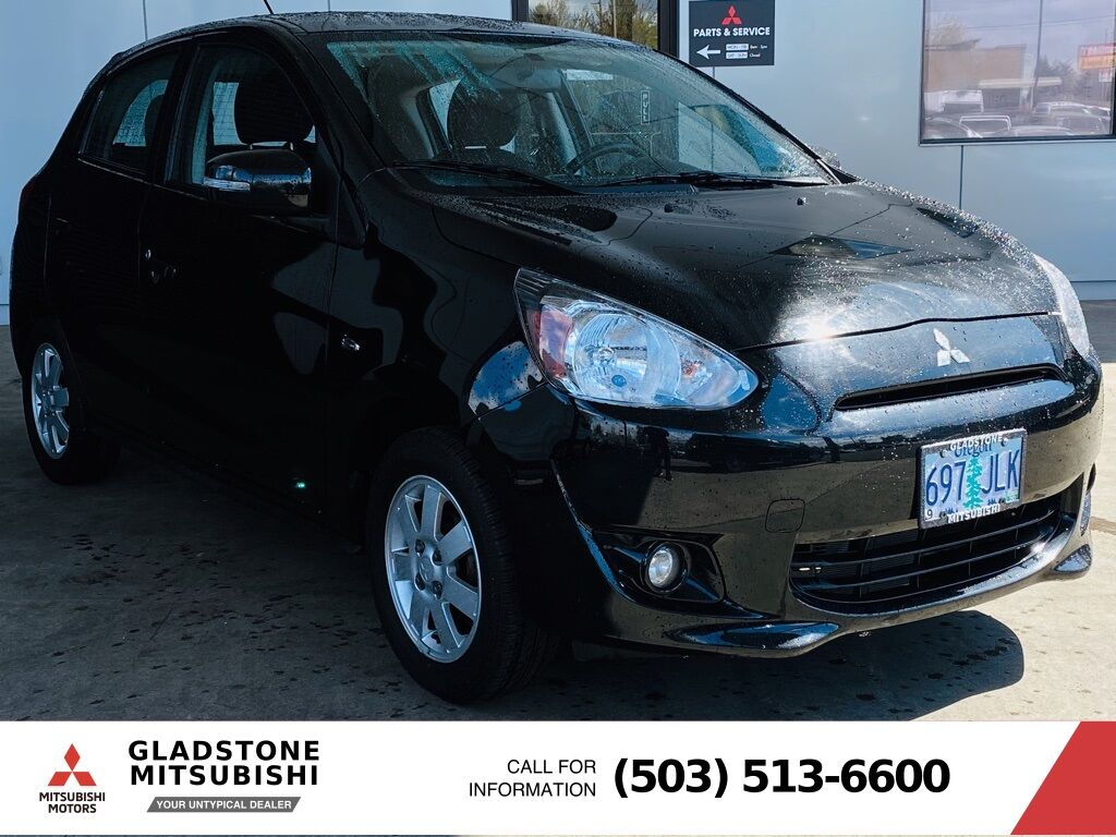 2015 Mitsubishi Mirage ES Milwaukie OR