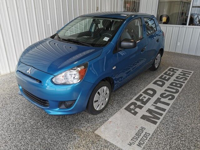2015 Mitsubishi Mirage ES Red Deer County AB