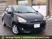 2015 Mitsubishi Mirage ES South Burlington VT
