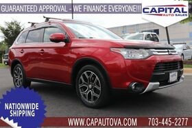 2015_Mitsubishi_Outlander_GT_ Chantilly VA