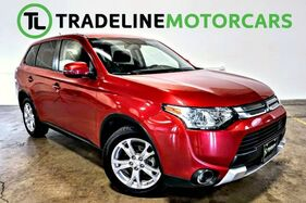 2015_Mitsubishi_Outlander_SE REAR VIEW CAMERA, LEATHER, BLUETOOTH AND MUCH MORE!!!_ CARROLLTON TX