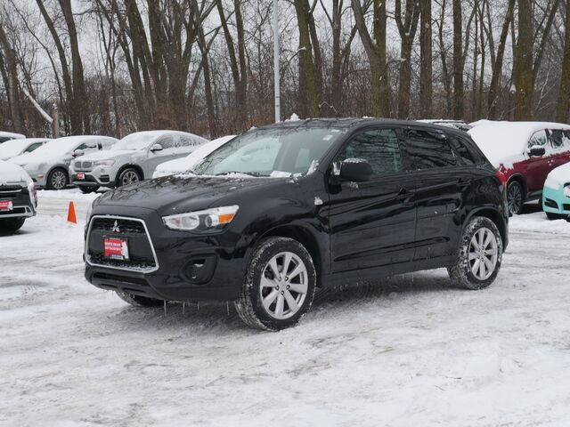 2015 Mitsubishi Outlander Sport 2.4 ES Inver Grove Heights MN