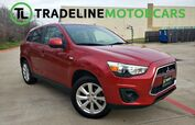 2015 Mitsubishi Outlander Sport BLUETOOTH, POWER LOCKS, POWER WINDOWS, AND MUCH MORE!!! ES