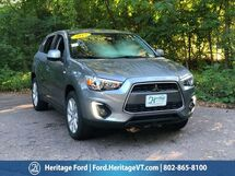 2015 Mitsubishi Outlander Sport SE South Burlington VT