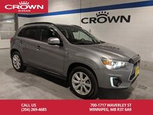 2015_Mitsubishi_RVR_AWD CVT GT *Heated Seats/ Push Button Start*_ Winnipeg MB