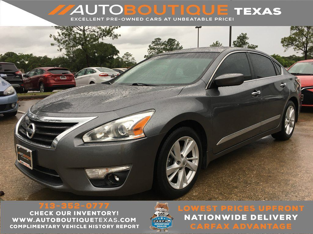 2015 NISSAN ALTIMA 2.5 Houston TX