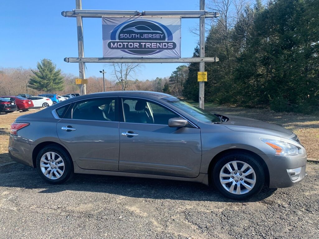 2015 NISSAN ALTIMA 2.5 S Vineland NJ