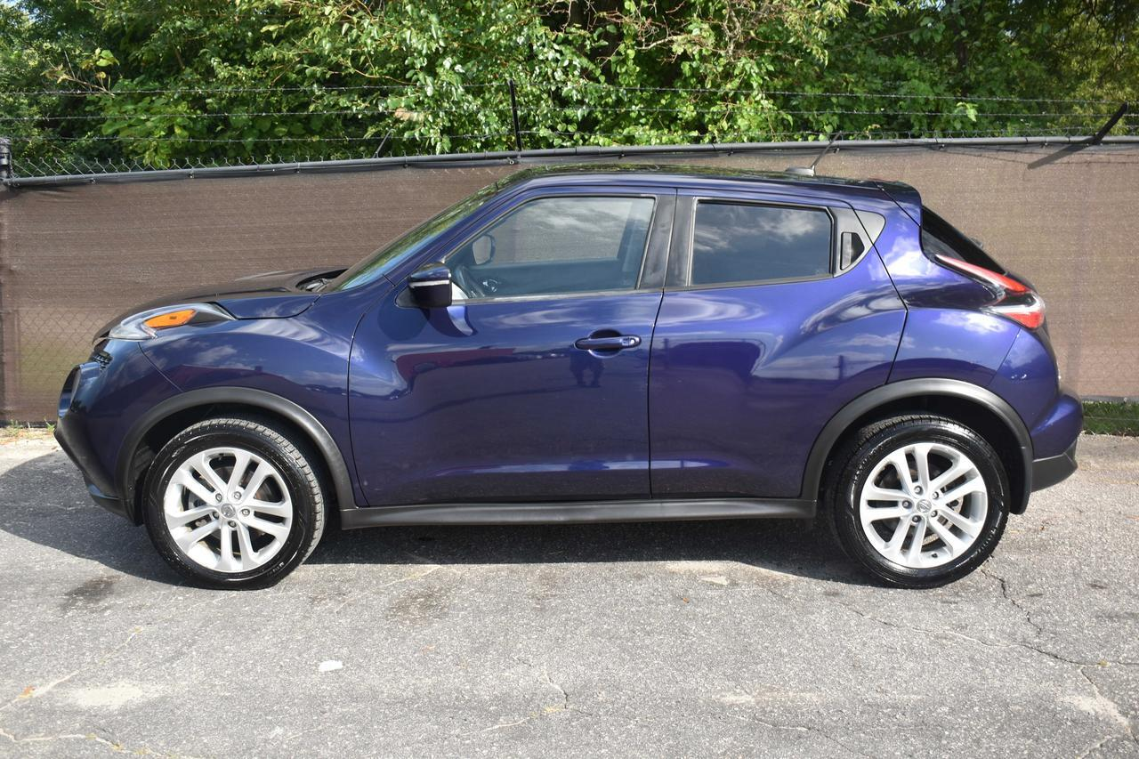 2015 NISSAN JUKE SV Youngsville NC