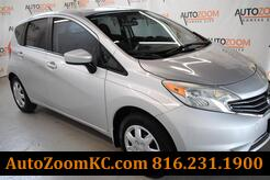 2015_NISSAN_VERSA NOTE S; SV; S__ Kansas City MO