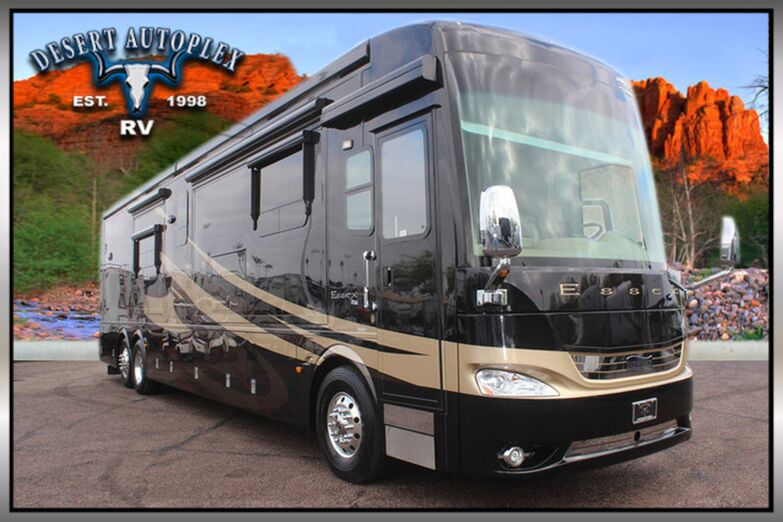 2015 Newmar Essex 4553 Triple Slide Class A Diesel Pusher Mesa AZ