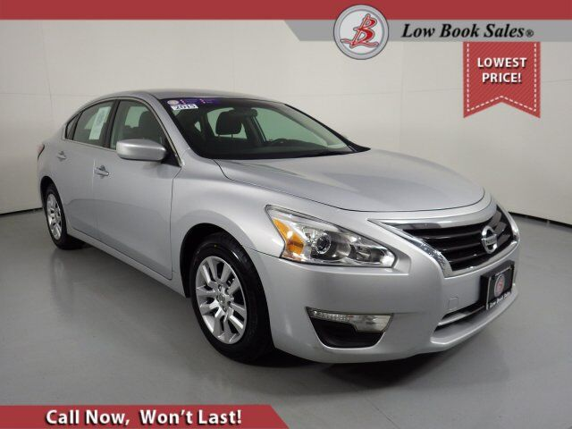 2015 Nissan ALTIMA 2.5 Salt Lake City UT
