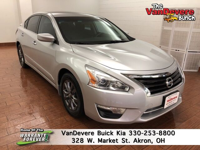 2015 Nissan Altima 2.5 S Akron OH