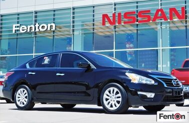2015_Nissan_Altima_2.5 S CERTIFIED PRE-OWNED - ONE OWNER - CLEAN CARFAX_ Ardmore OK